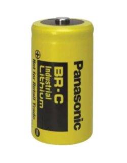 画像1: パナソニック 単2形 リチウム電池 BR-C
